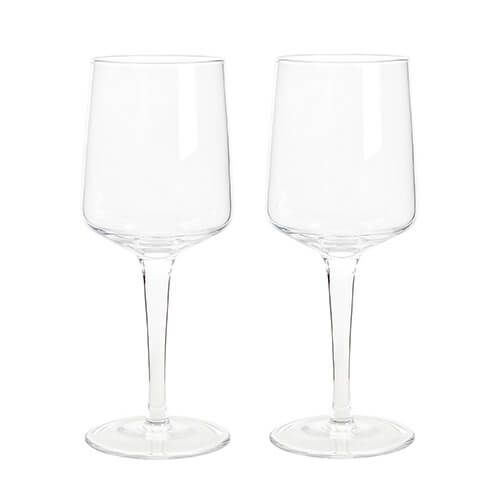 Denby Natural Canvas Red Wine Pack Of 2