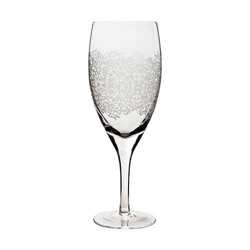 Denby Monsoon Filigree Red Wine Glass Pack Of 2