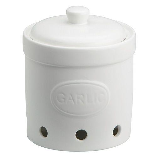 BIA Garlic Storage Jar