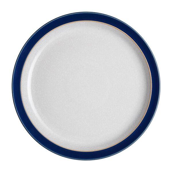 Denby Elements Dark Blue Medium Plate