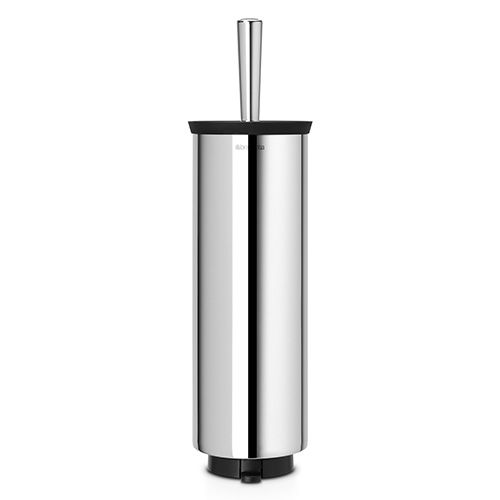 Brabantia Brilliant Steel Toilet Brush and Holder