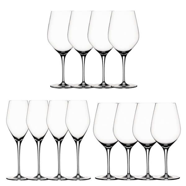 Spiegelau Authentis 12 Piece Set