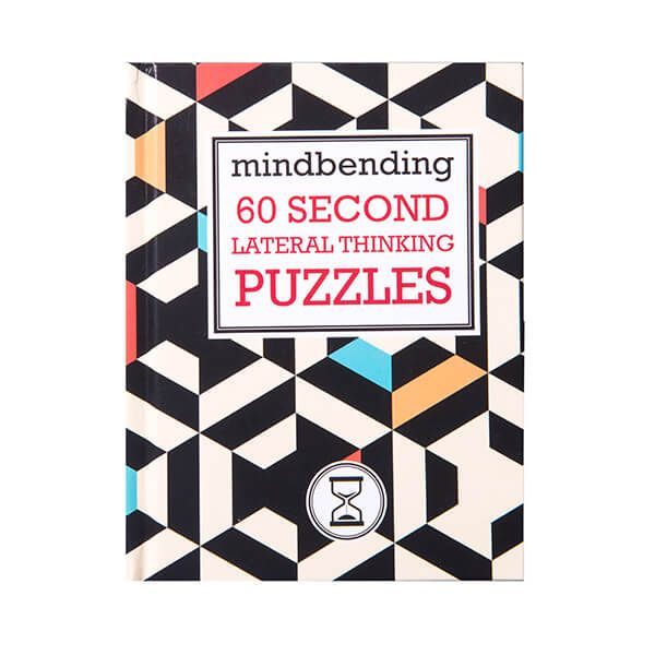 60 Second Lateral Thinking Puzzles