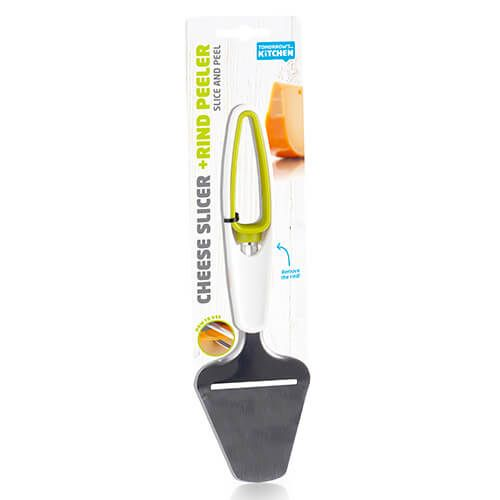 Tomorrow's Kitchen Cheese Slicer & Rind Peeler