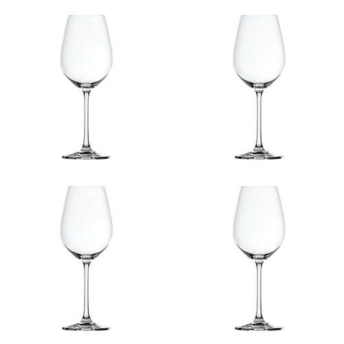 Spiegelau Salute Red Wine Glass 4 Piece Set