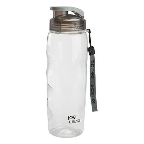 Joe Wicks Sports Bottle Grey 700ml