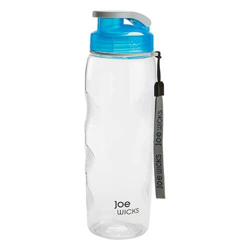Joe Wicks Sports Bottle Blue 700ml