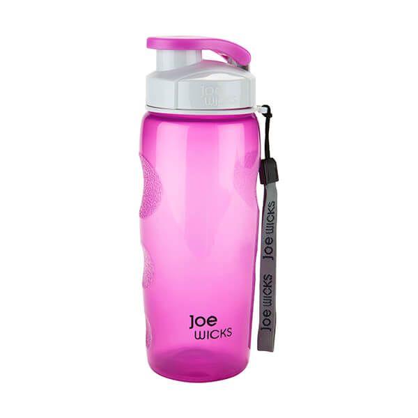 Joe Wicks Hydration Sports Bottle Raspberry 500ml