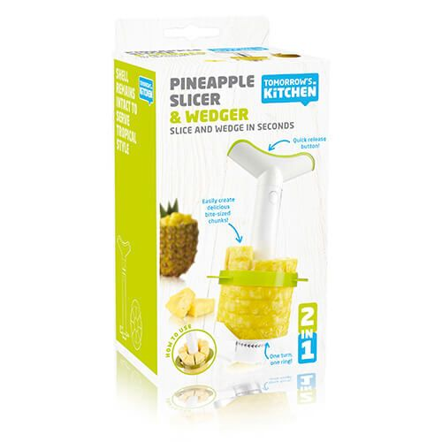 Tomorrow's Kitchen Pineapple Slicer & Wedger Giftpack