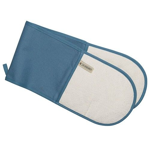 Le Creuset Marine Double Oven Glove