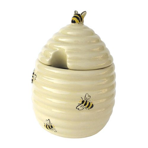 BIA Honey Bees Honey Pot