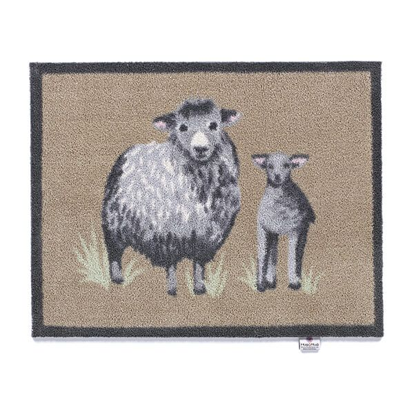 Hug Rug Pattern Sheep 1