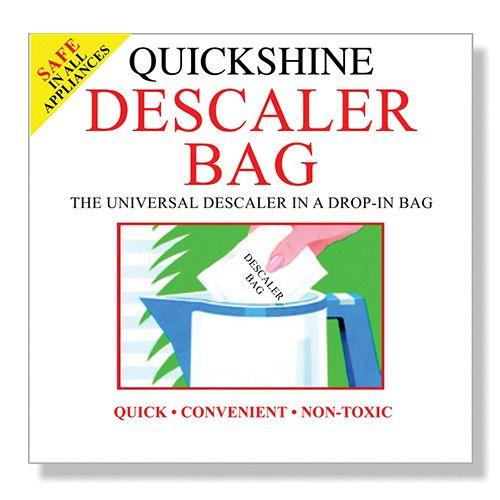 Eddingtons Quickshine Descaler Bag