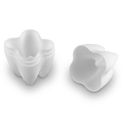 Fred Sweet Tooth Set Of 2 Cupcake Cases