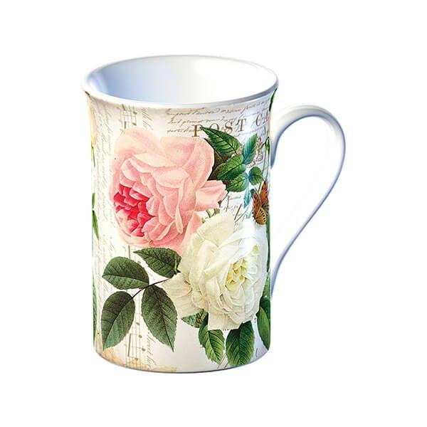 Creative Tops Rose Garden Mug In A Box