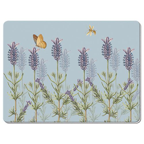 Royal Botanic Gardens Kew Lavender Set Of 6 Table Mats