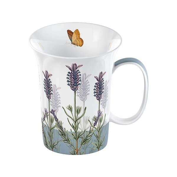 Royal Botanic Gardens Kew Lavender Mug In A Box
