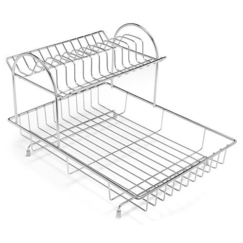 Addis Two Tier Drainer Stainless Steel