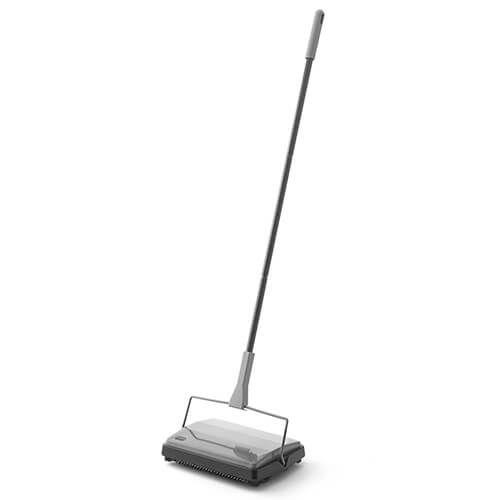 Addis Multi Surface Sweeper Metallic