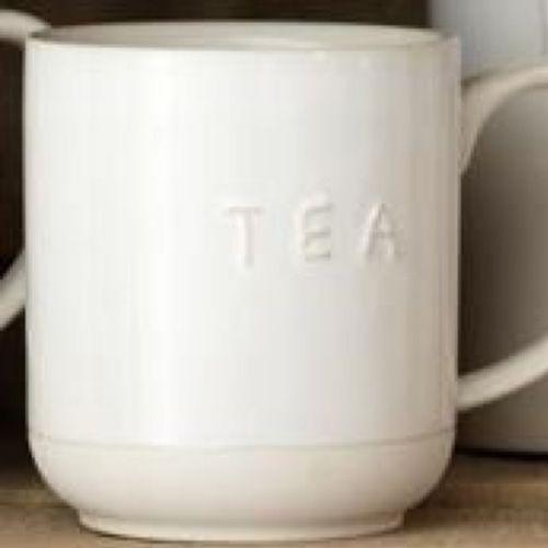 La Cafetiere Origins Embossed Tea Mug