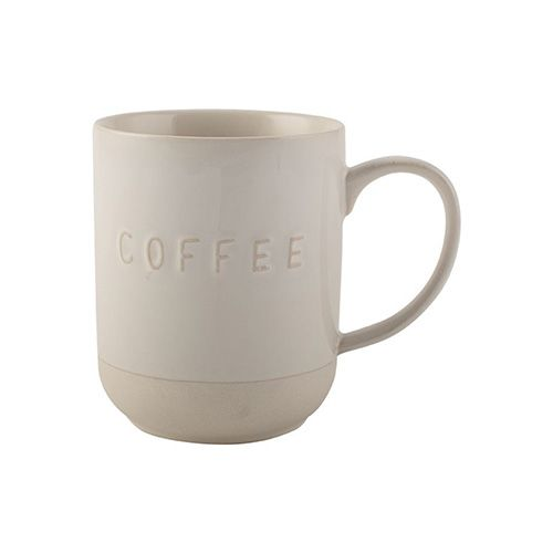 La Cafetiere Origins Embossed Coffee Mug