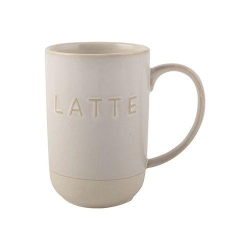 La Cafetiere Origins Embossed Latte Mug