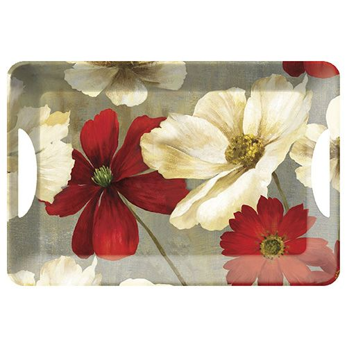 Creative Tops Flower Study Large Tray