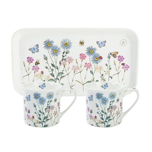 Royal Botanic Gardens Kew Meadow Bugs Tea For Two Gift Set