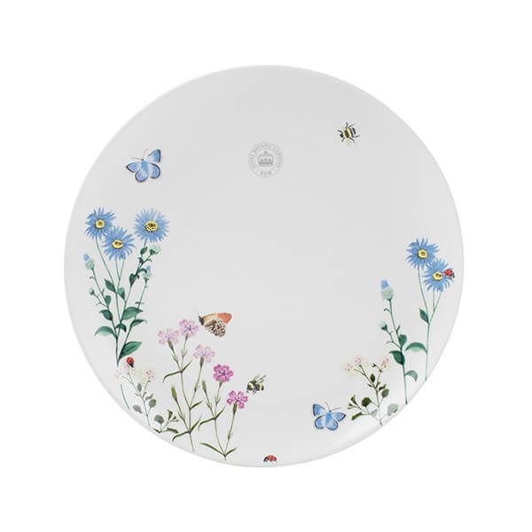 Royal Botanic Gardens Kew Meadow Bug Side Plate