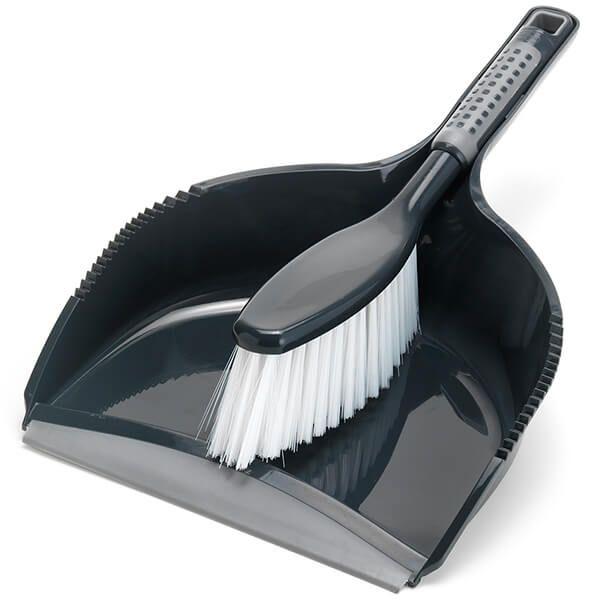 Addis Comfigrip Dustpan & Brush