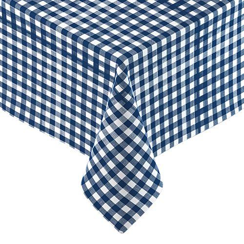 Katie Alice Vintage Indigo Cotton Tablecloth