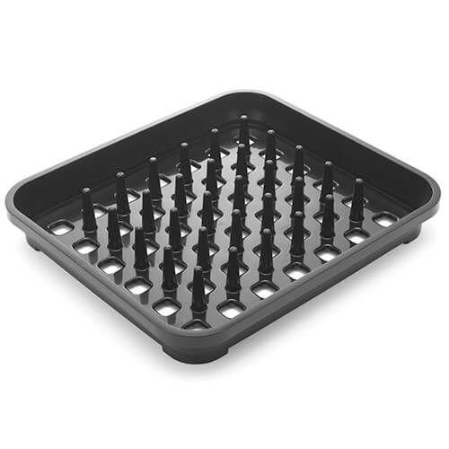 Addis Plate Rack Black