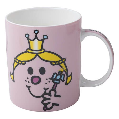 Mr Men Little Miss Princess Mug