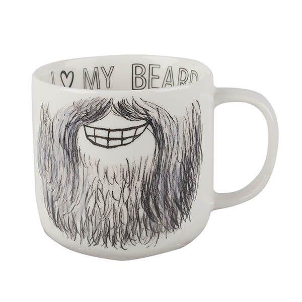 Creative Tops Core Beard Mug