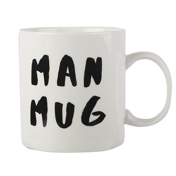 Creative Tops Man Pint Can Mug