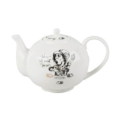 Alice In Wonderland Large Teapot