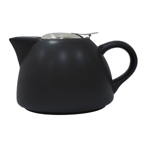 La Cafetière Barcelona 450ml Teapot Black