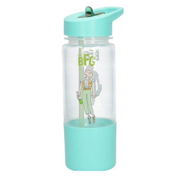 Roald Dahl BFG Kids Hydration Bottle With Snack Pot