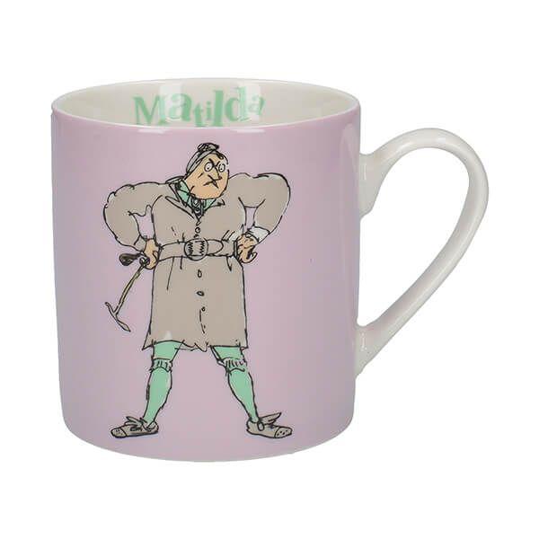 Roald Dahl Matilda Mrs Difficulty Mug