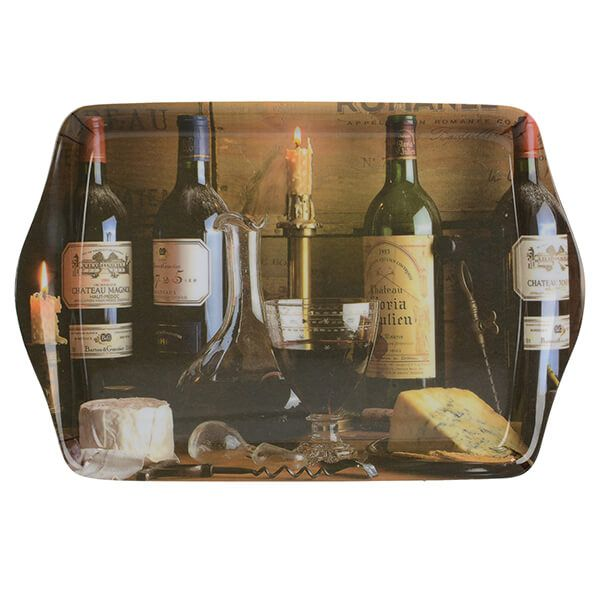 Creative Tops Vintage Wine Scatter Tray
