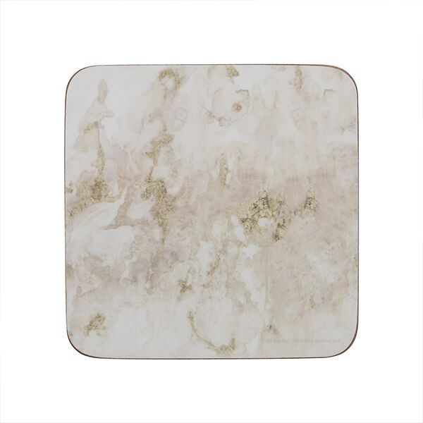 Creative Tops Grey Marble Pack Of 6 Premium Coasters