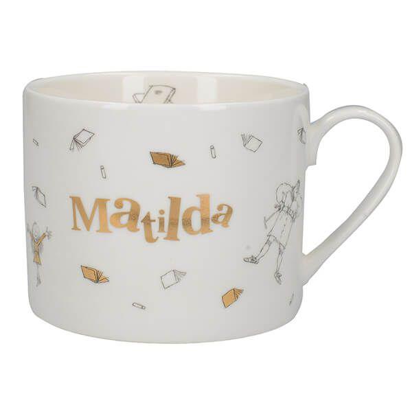 Roald Dahl Matilda Phizz-Whizzing Squat Mug