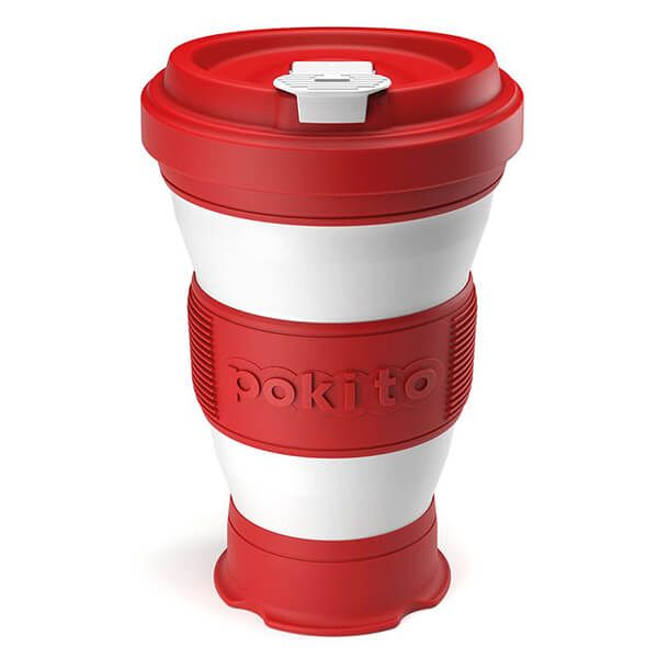 Pokito Cherry Pop Up Cup