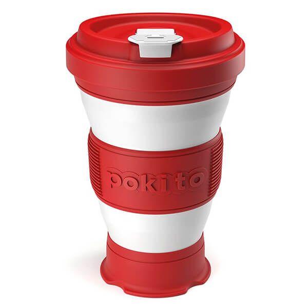 Pokito Cherry Pop Up Cup
