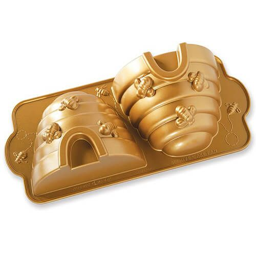 Nordic Ware Beehive Gold Cake Pan