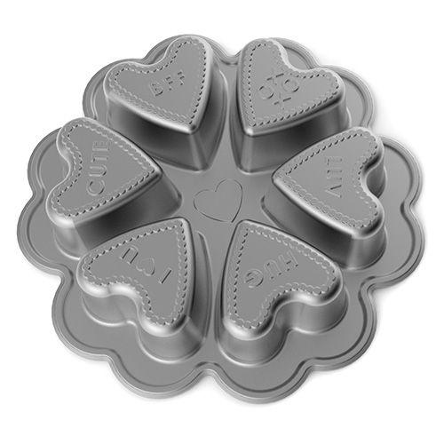 Nordic Ware Conversation Hearts Baking Pan
