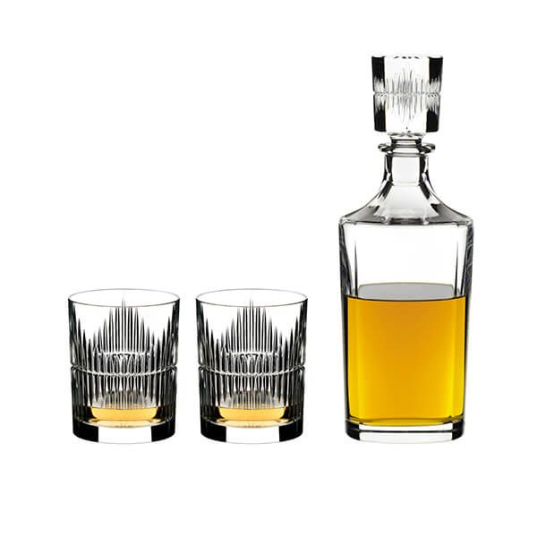 Riedel Shadows Whisky Set