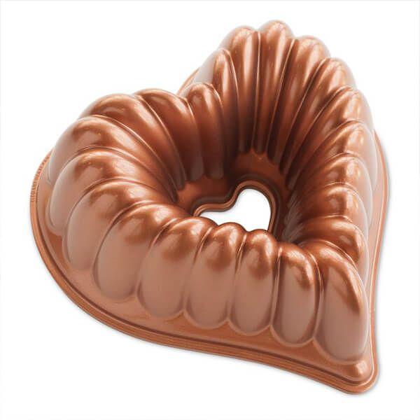 Nordic Ware Elegant Heart Bundt