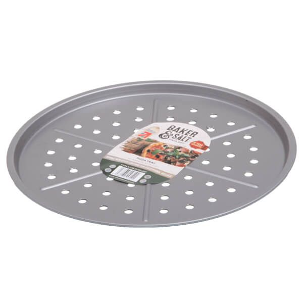 Baker & Salt Non-Stick Pizza Tray
