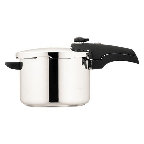 Prestige Smart Plus Stainless Steel Pressure Cooker 6 Litre